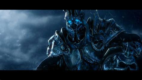 world  warcraft wrath   lich king cinematic youtube