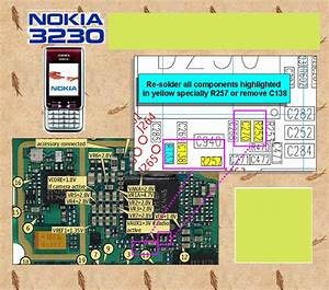 Nokia 3230-not Charging-solution