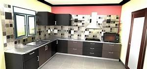 Types of Kitchen Cabinet Material - Infurnia