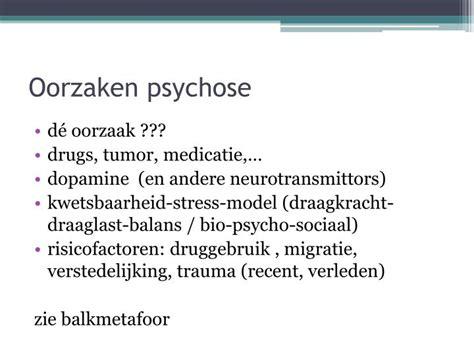 Innerlijke stress symptomen