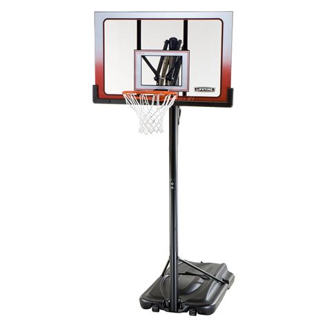 Shop Lifetime Products Outdoor Portable 52in Backboard