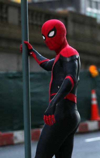 tom holland  zendaya film spider man   home