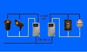 Low Voltage Outdoor Lighting Transformer Troubleshooting by How To Wire Outdoor Low Voltage Lighting Part 3