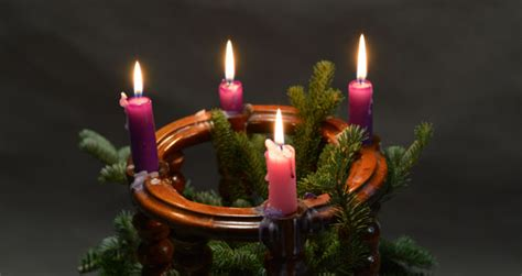 History And Symbolism Of The Advent Wreath
