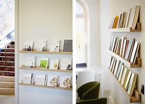 Etagere Pour Bureau : etag re murale design en bois sp cial salle d 39 attente chez ksl living ~ Teatrodelosmanantiales.com Idées de Décoration