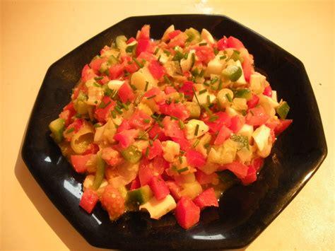 cuisine picarde salade picarde pour 4 personnes recettes à table