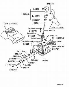 A  T Floor Shift Linkage For 2000