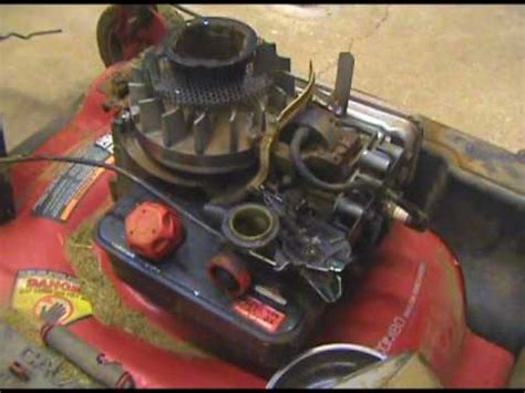 Murray Mower Carburetor Diagram by Linkage Replacement On A Briggs Stratton