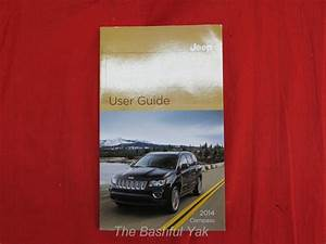 2014 Jeep Compass Owners Manual Guide Book