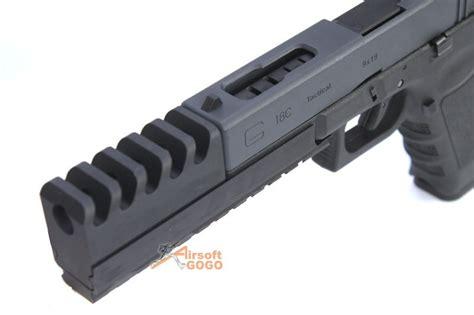 Building Fire Strike Front Compensator for Glock G17/G18C ...