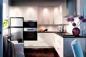 Cómo decorar cocinas pequeñas