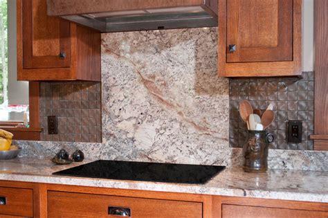 height granite backsplash
