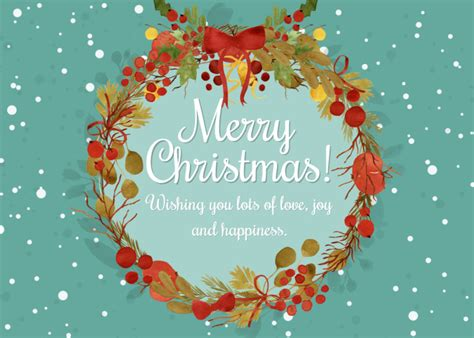 merry christmas card mockofun
