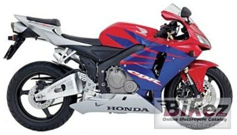 2005 honda cbr 600 for sale 2005 honda cbr 600 rr specifications and pictures