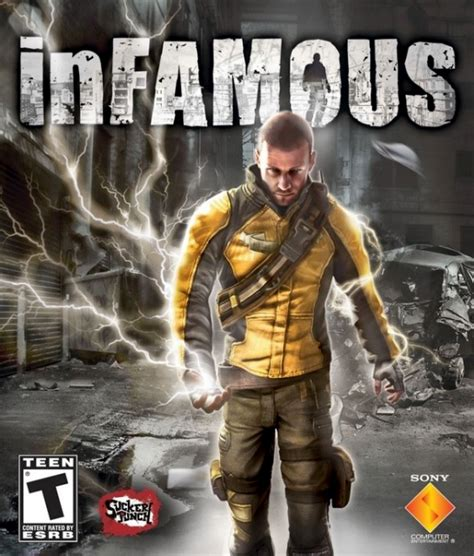 Infamous Game Giant Bomb