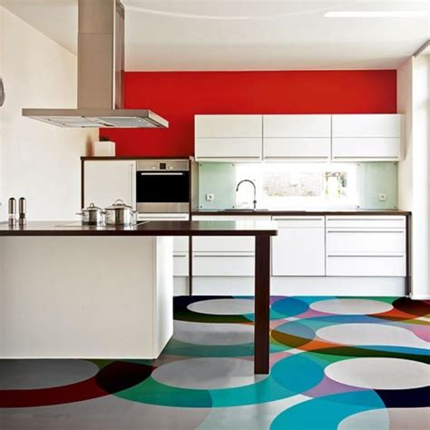15 Vibrant And Colorful Kitchen Design Ideas  Rilane