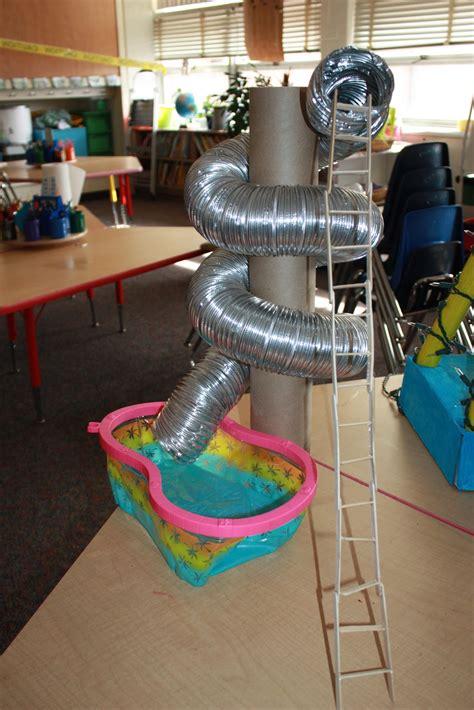 atkins kindergarten simple machine museum open house  final projects
