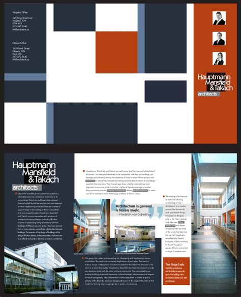 images  architectural brochure designs
