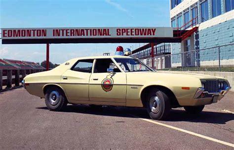Edmonton Police Cars