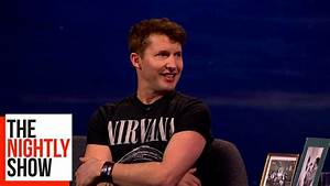James Blunt Epic Twitter Announcement - YouTube