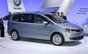 Volkswagen Sharan : car and driver ~ Gottalentnigeria.com Avis de Voitures
