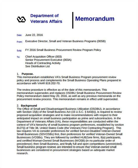 Business Memo Format Template by Business Memo Format 18 Free Sle Exle Format