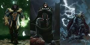 Superman, Doomsday & Darkseid vs Thanos, Ultron & Thor ...