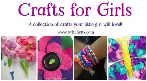 crafts  girls inspire   girl