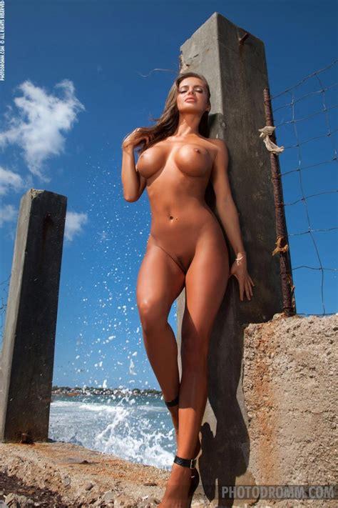 Dana Harem In Bikini Bottoms