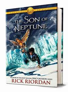 The Heroes of Olympus: The Son of Neptune - Scholastic ...