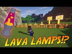 [1 10 2/1 11] Lux Lighting - Decorative blocks Minecraft Mod