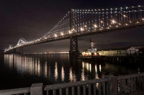 bay bridge lights 187 san francisco leo villareal the bay lights at the