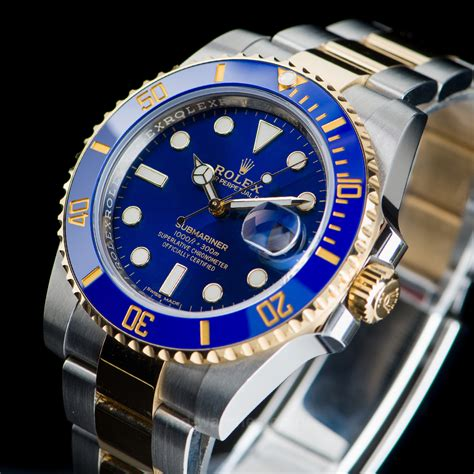 Rolex Submariner Date Two-tone gold/steel Ref.: 116613LB ...