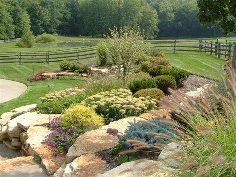 landscape design hillside landscaping ideas on a slope joy studio design gallery best design