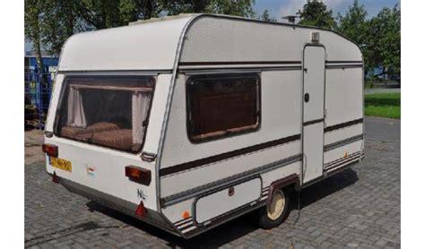 Caravan De Reu Type 4100 Met Kenteken 27-wh-92
