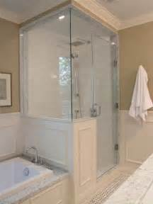 bathroom glass shower ideas best 20 glass showers ideas on