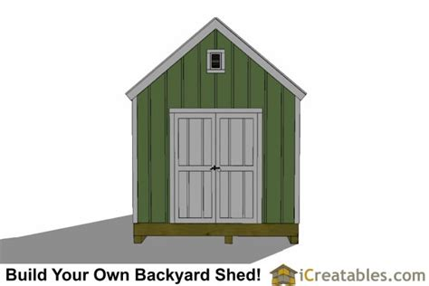 6x8 storage shed plans sheds ottors garden shed plans 6x8