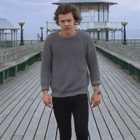 harry styles sweater sweater harry styles grey sweater one direction you