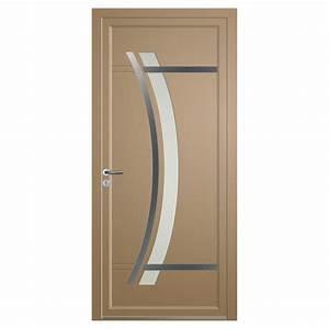 Devis Porte D Entrée : panneau pour porte d entr e en aluminium volma loft alu loft alu volma ~ Melissatoandfro.com Idées de Décoration