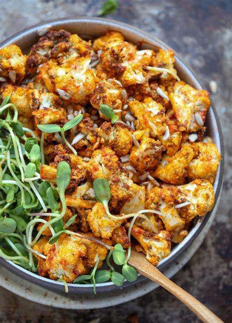 fryer air cauliflower recipes cheese veggie buffalo chicken mac hidden cookies bowl