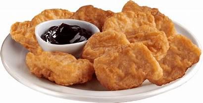 Nuggets Chicken Clipart Transparent Kfc Clip Sauce