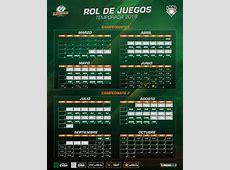 Calendario Temporada 2018 – Leones de Yucatán