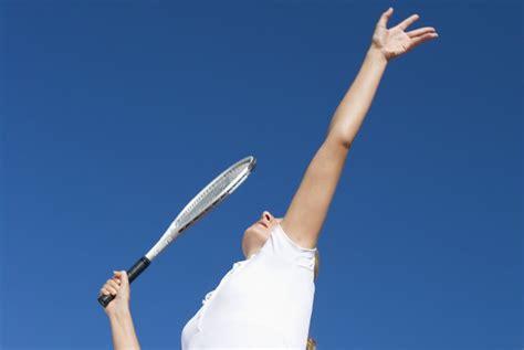 tennis aerobic  anaerobic woman