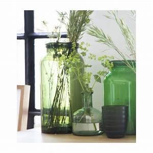 Petit Vase En Verre : girasol vase en verre petit mod le habitat ~ Teatrodelosmanantiales.com Idées de Décoration