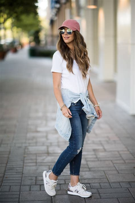 casual look with 3 tips on putting together a sporty and casual look nordstrom giveaway the in the