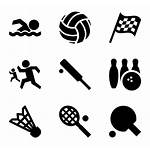 Icon Activity Activities Icons Vector Outdoor Poi