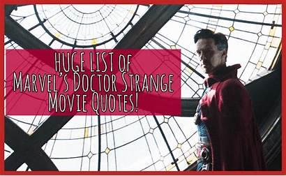 Quotes Strange Doctor Marvel Lines