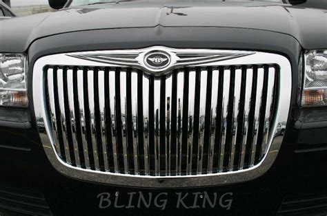 05-2010 Chrysler 300 Chrome Vertical Grille Grill Bentley