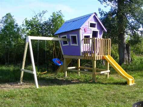 cabin floor plans with loft crooked playhouse plans
