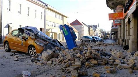 Most of them aren't even noticeable. Croatia earthquake today: 5 dead as 6.4 magnitude quake hits Petrinja, Zagreb shaken too; People ...